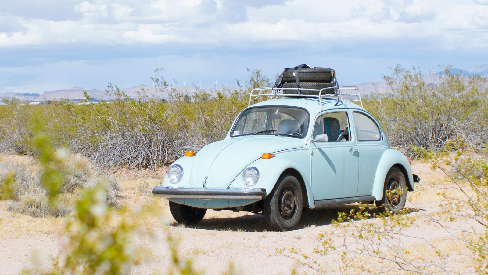 I Am Flying To Arkansas To Get My 1974 Volkswagen That Was Stranded For A Year