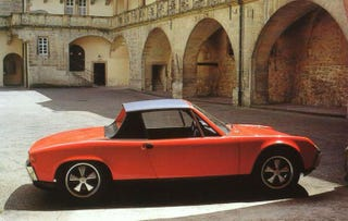 Illustration for article titled Forgot one. The Porsche 914/8