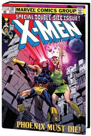 Illustration for article titled In Which I Review The Uncanny X-Men Omnibus Vol. 2