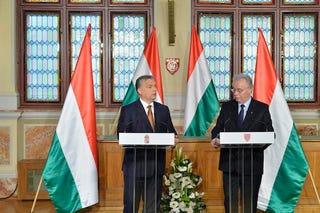 Illustration for article titled Maga Orbán rendelte el, hogy a Külügy mentse ki a pénzét a Quaestorból