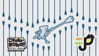 Illustration for article titled Hot Take: Chibi-Robo! Zip Lash (3DS)