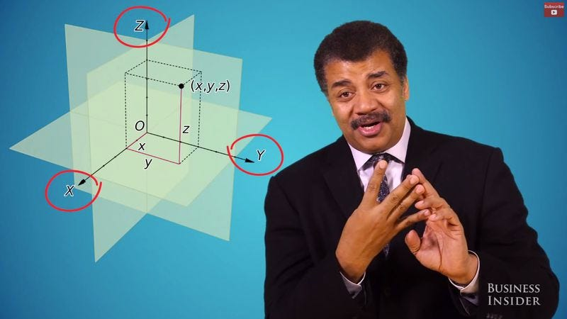 Neil DeGrasse Tyson is okay with the ending of Interstellar