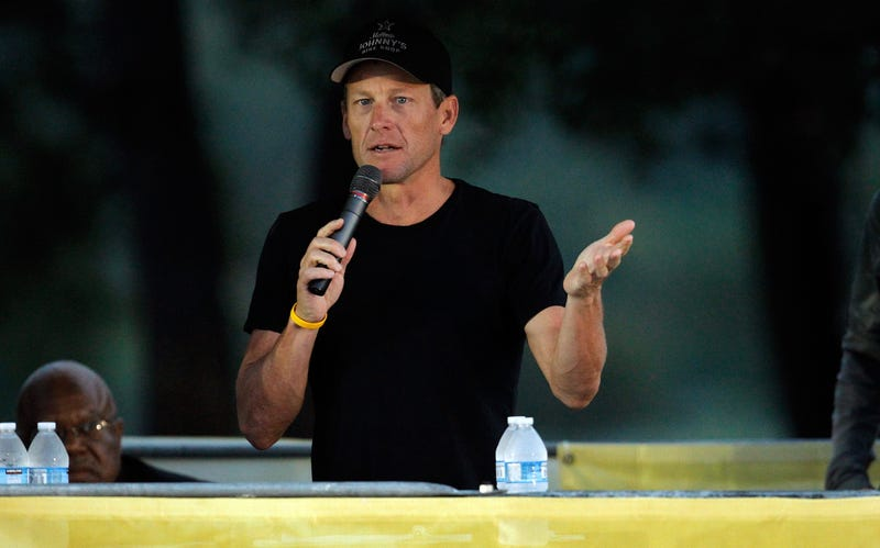 Illustration for article titled Lance Armstrong Can Lie In His Autobiographies, Judge Rules