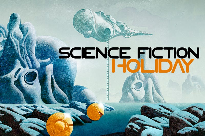 Illustration for article titled io9's Ultra-Futuristic Science Fiction Gift Guide