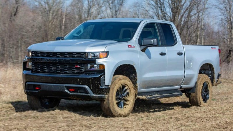 You Can Now Get the 6.2-Liter V8 in More, Cheaper Chevy Silverado Trims