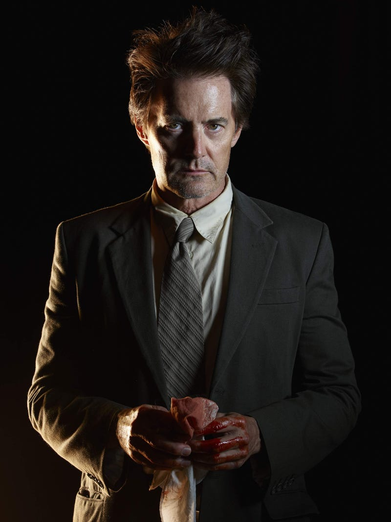 Illustration for article titled New Favorite Theory: All Of Kyle MacLachlan's Roles Are The Same Person!
