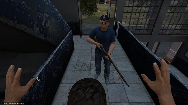 Illustration for article titled Watch A DayZ Player's Failed Attempt At Becoming A Bandit
