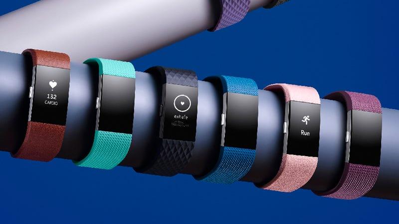Illustration for article titled Fitbit Charge 2, el mejor cuantificador del mercado ahora mide tu respiración