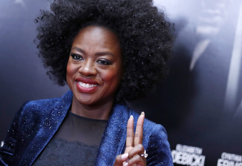 Viola Davis attends 'Widows' New York Special Screening on November 11, 2018 in New York City.