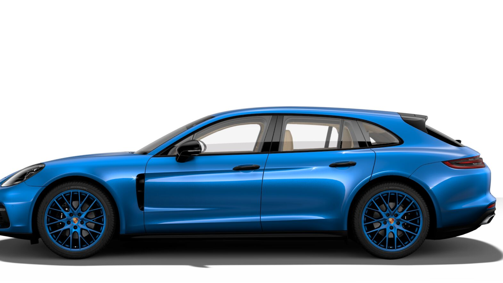 The Porsche Panamera Sport Turismo Configurator Is Up So