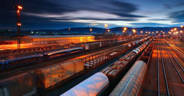 The US Doesn't Have Enough Railroads to Keep Up With the Oil Boom