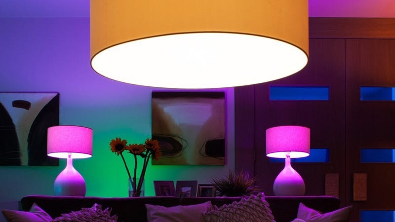 Philips Hue White and Color Third Generation Bulb, $41