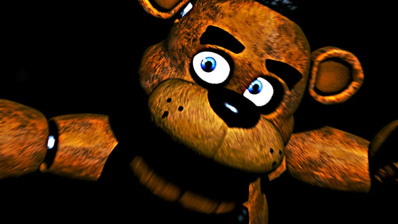 Illustration for article titled Five Nights At Freddy's Creator Is Making An RPG