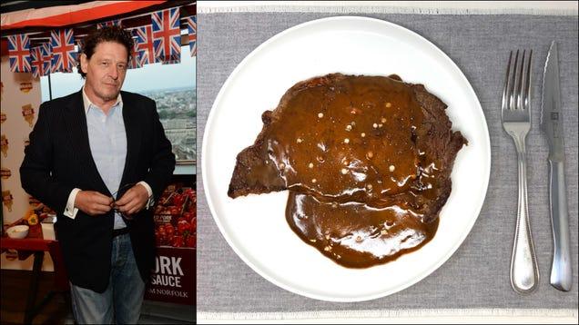 A steak au poivre recipe too good to be true?