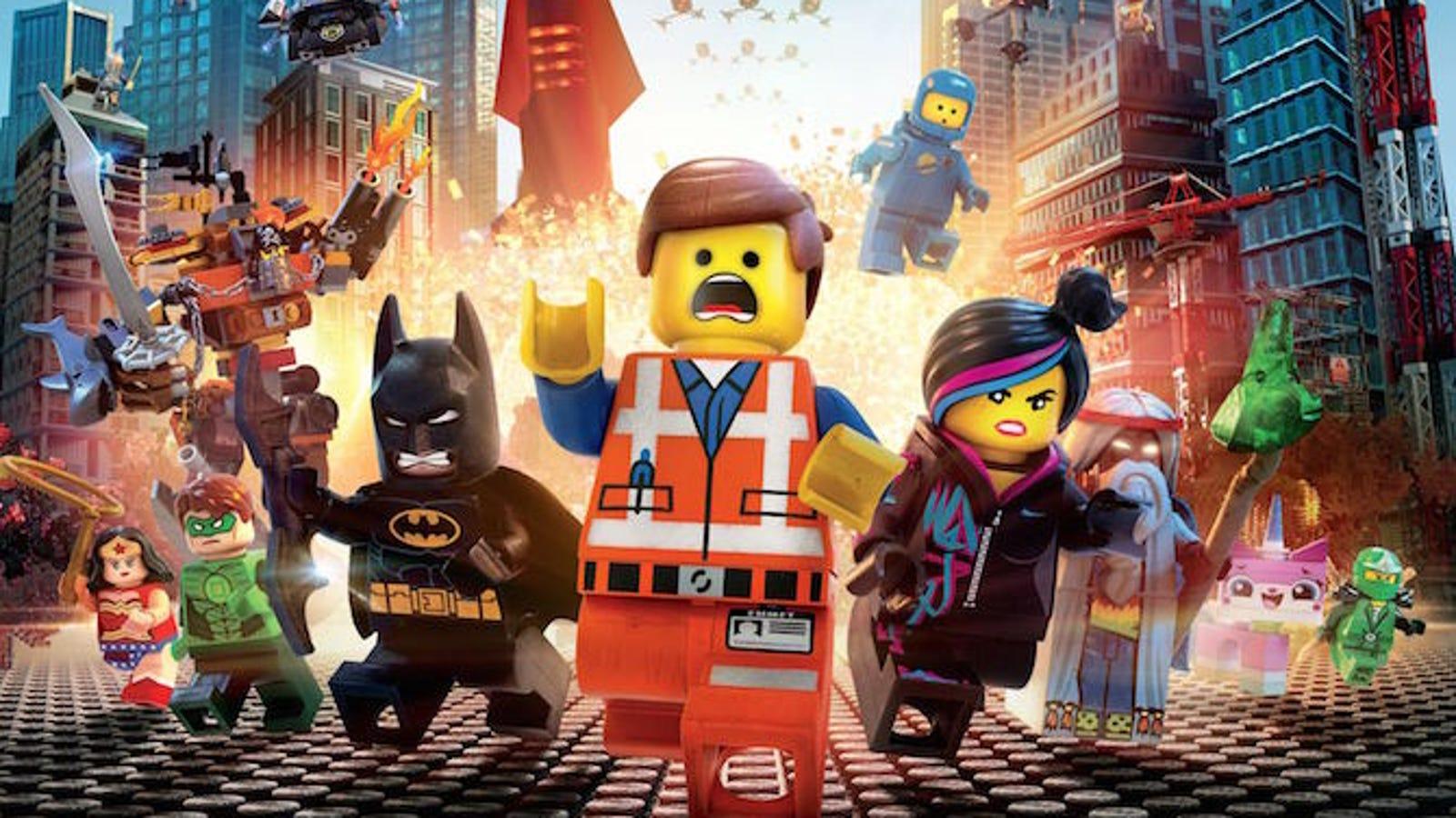 15 detalles curiosos que tal vez desconocías de la película de Lego