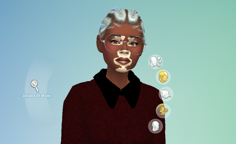 Illustration for article titled Thousands of Sims Players Want Their Characters To Have A Skin Condition