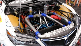Inside Acura's Insane Twin-Turbo TLX-GT World Challenge Racer