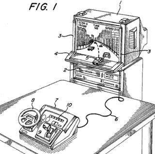 Illustration for article titled Crazy Old-Timey Game Patents