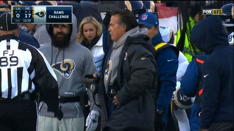 Illustration for article titled Jeff Fisher's Futile War Against Pockets Now Has Dialogue