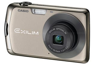 Illustration for article titled Casio Exilim EX-S7, EX-Z35 Point-and-Shoots Descend On Entry-Level Market