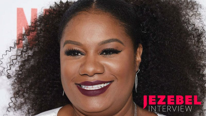 A chat with orange is the new black 39 s adrienne c moore - Chat orange ...