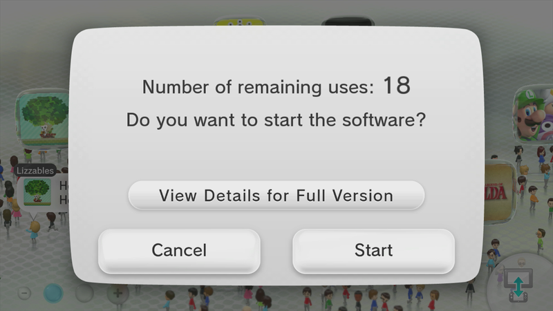 Illustration for article titled Nintendo, Your Restrictions On Demos Are Just Silly