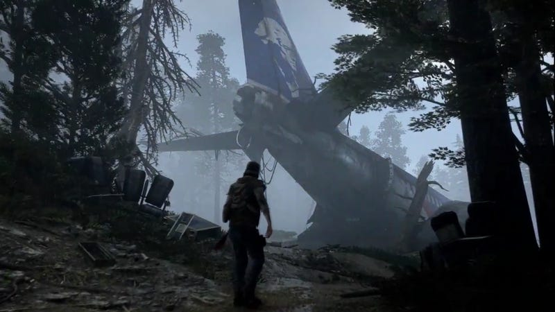 Illustration for article titled Sony Announces New Open-World Survival Game, Days Gone