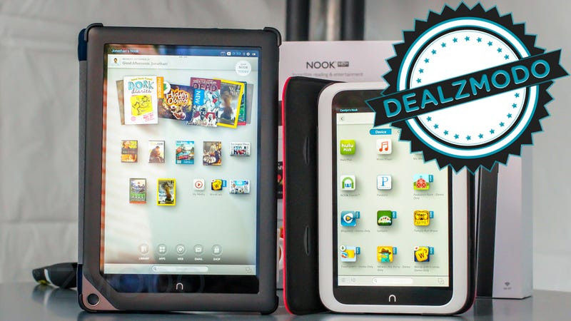 Illustration for article titled A Fully Fledged Android Tablet for $130 Is Your Deal of the Day
