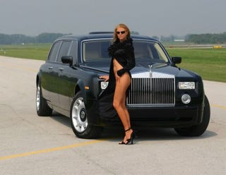 Illustration for article titled Rolls Royce Phantom By Mutec Makes Jump to Ludicrous Luxury