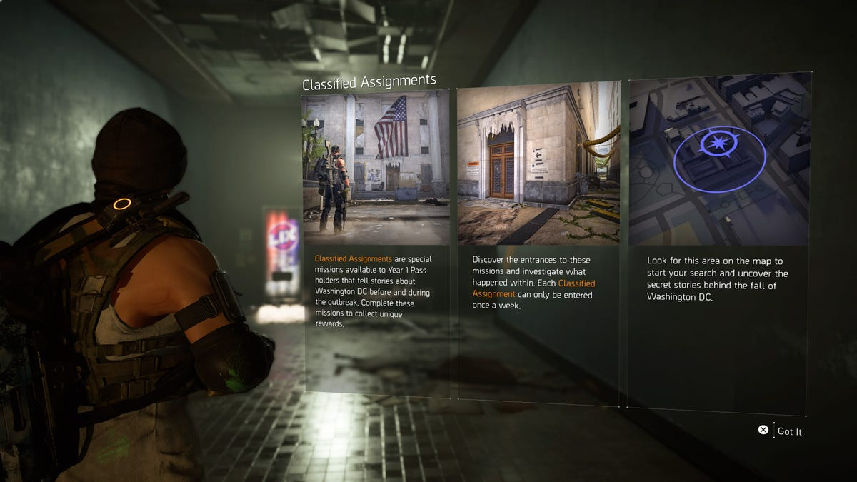 The Division 2 Adds Two Short Missions For People Who Don't