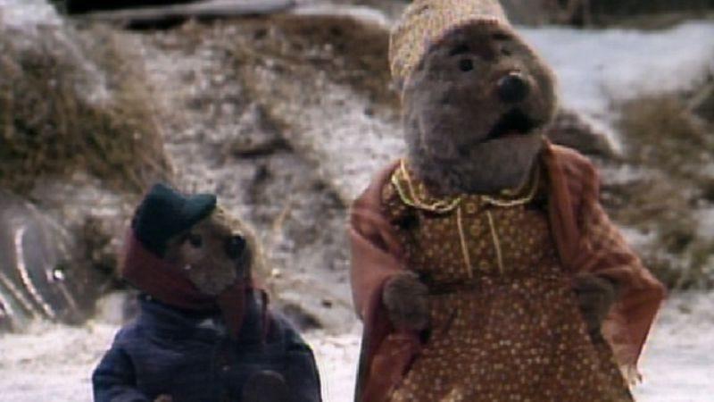 Illustration for article titled Emmet Otter's Jug-Band Christmas