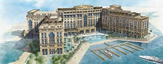 Illustration for article titled Dubai Hotelier Hasn't Heard of Flip-Flops, Plans to Refrigerate Entire Beach