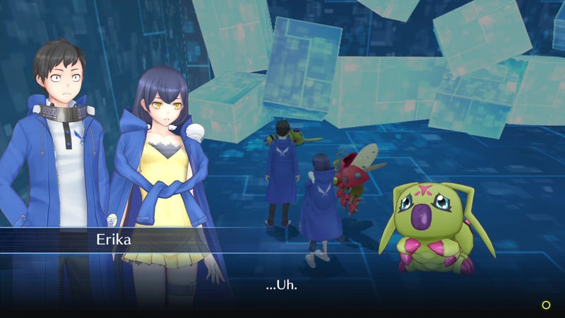 Illustration for article titled The New Digimon Story: Cyber Sleuth Is A Lot Like The Old One