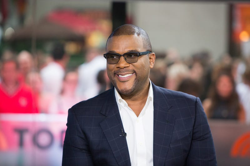 Tyler Perry (Nathan Congleton/NBC/NBCU Photo Bank via Getty Images)