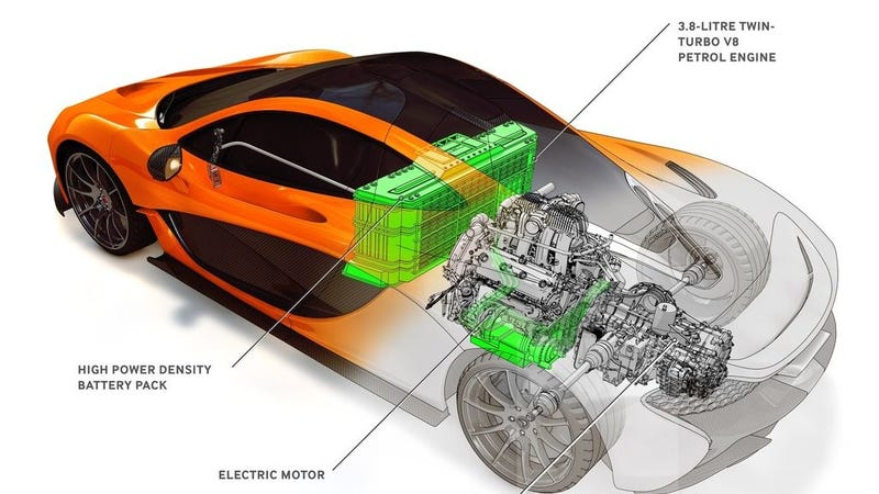 Illustration for article titled McLaren Will Come Out With New Cars Every Damn Day If That's What It Takes To Go Hybrid