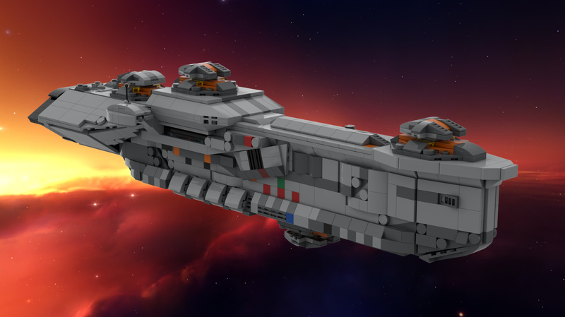 Illustration for article titled Somehow, You Can Buy Official Homeworld LEGO
