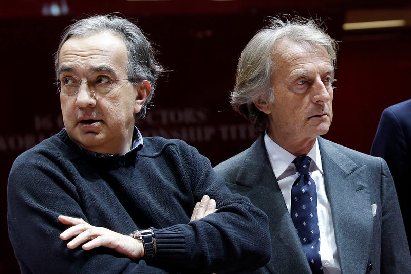Illustration for article titled Could Ferrari's Chief Quit Because He Hates Marchionne?