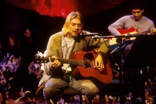 Illustration for article titled Montage Of Heck CelebratesKurt Cobain's Life, Not His Death