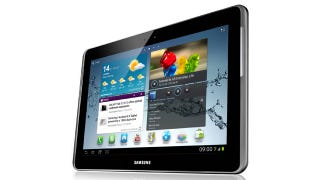 Illustration for article titled Samsung's Galaxy Tab 2 Now Comes In a 10.1-Inch Flavor, But Is Fatter and Heavier Than the Original