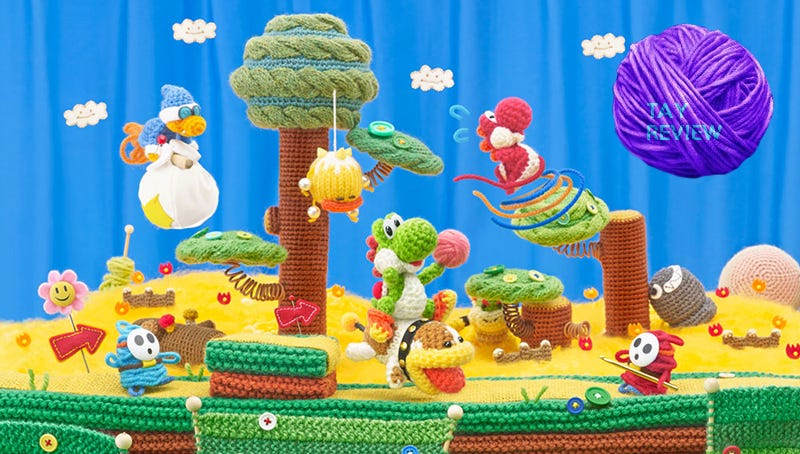 Illustration for article titled Yoshi's Woolly World: The TAY Review