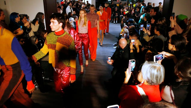 New York Fashion Week Isn t Sustainable, But Neither Is The Fashion Industry
