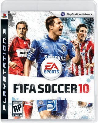 Illustration for article titled FIFA 10 Delayed A Few Weeks [Update]