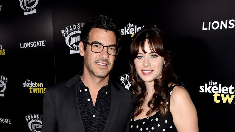 Illustration for article titled Zooey Deschanel Is Pregnant With a Manic Pixie Dream Baby