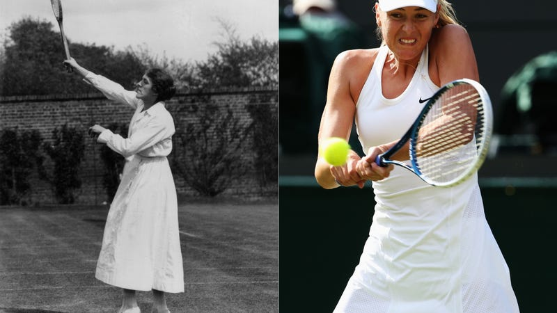 Illustration for article titled History Is Why We Respect Women's Tennis
