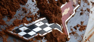 Illustration for article titled Look At These Stunning Photos From The Corvette Museum Sinkhole