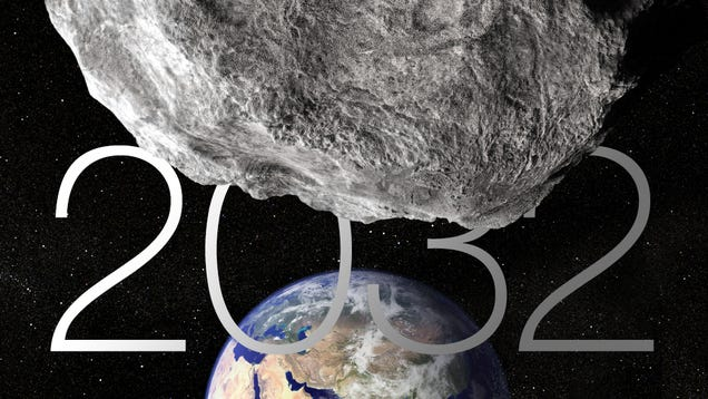 biggest asteroid that will hit earth - photo #10