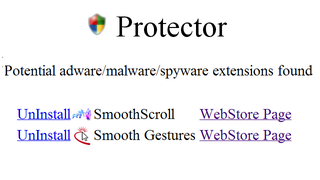 Illustration for article titled ExtShield Notifies You If You're Running an Adware Extension