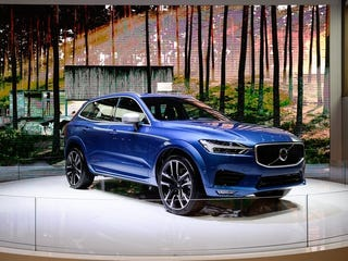 Illustration for article titled Volvo XC60 Illegal to Sell in the US