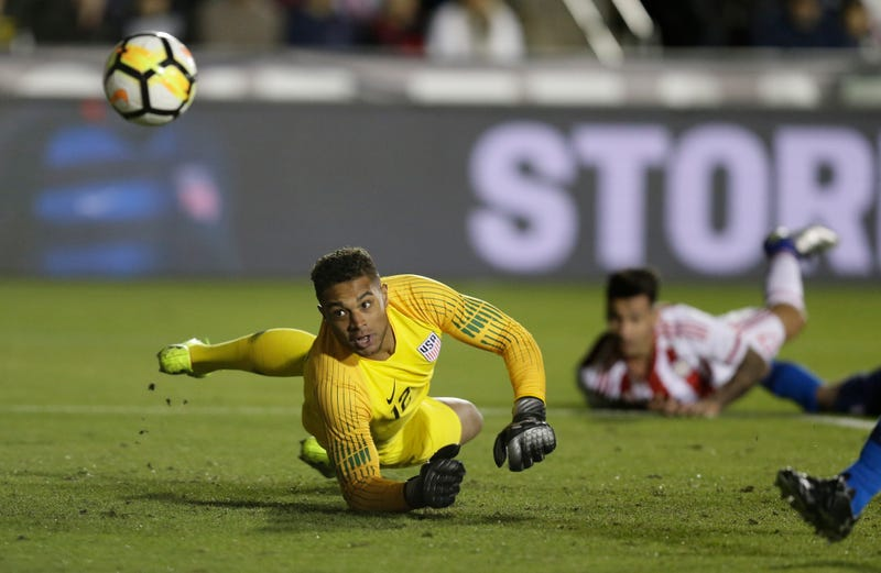 643ee034041 Zack Steffen Is Going From MLS To Manchester City. It s Fine.