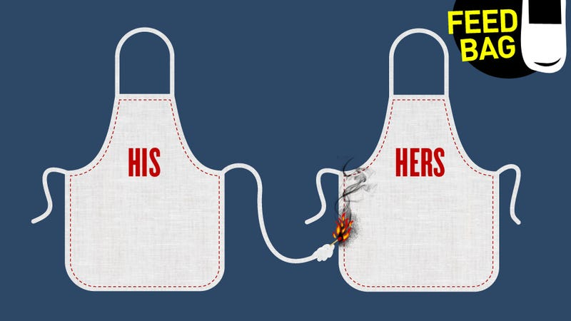 Illustration for article titled How Do I Get My Spouse To Cook Better Meals?